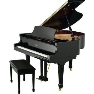 Grand piano de concert